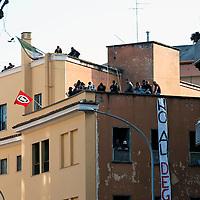 CasaPound Italia occupa edificio