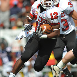 2009 New Jersey vs Northeast All Star Football Game