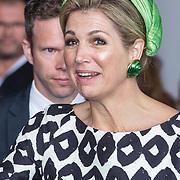 NLD/Amsterdam/20170626 - Maxima aanwezig bij het Congress of European Academy of Neurology, Koningin Maxima