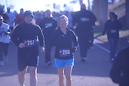 Run for Hope 5K and half-marathon races in Oxford, Miss. on Saturday, February 26, 2011.