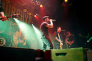 Dropkick Murphys at the House of Blues in Cleveland, OH on March 6, 2011