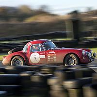 Car 9 Horst Pokroppa / Arno Bauschert - MG A Coupe