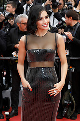 May 15, 2019 - Cannes, Alpes-Maritimes, Frankreich - Rocio Munoz Morales attending the 'Les Misérables' premiere during the 72nd Cannes Film Festival at the Palais des Festivals on May 15,2019 in Cannes, France (Credit Image: © Future-Image via ZUMA Press)