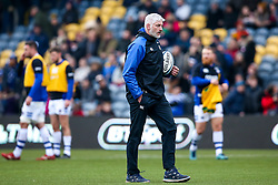 Bath Rugby director of rugby Todd Blackadder - Mandatory by-line: Robbie Stephenson/JMP - 05/01/2019 - RUGBY - Sixways Stadium - Worcester, England - Worcester Warriors v Bath Rugby - Gallagher Premiership Rugby
