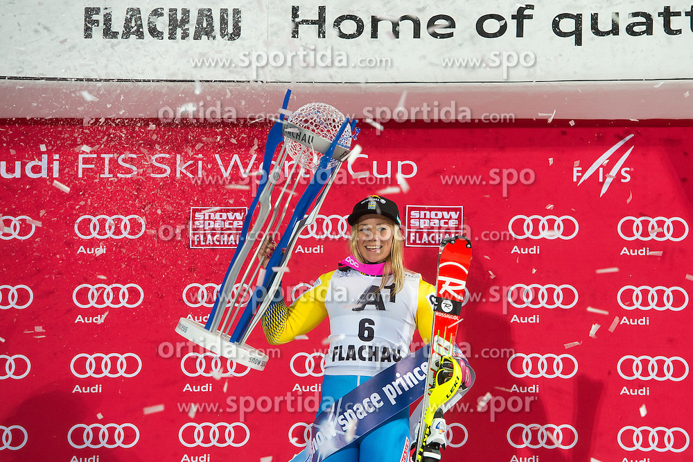 Frida Hansdotter (SWE) during the 7th Ladies' Slalom of Audi FIS Ski World Cup 2016/17, on January 10, 2017 at the Hermann Maier Weltcupstrecke in Flachau, Austria. Photo by Martin Metelko / Sportida