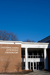 The National Radio Astronomy Observatory (NRAO) offices at Stone Hall on Observatory Hill, Charlottesville, VA, January 6, 2008.