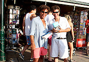 21.AUGUST.2011. SAINT TROPEZ<br /> <br /> THE BOGDANOFF BROTHERS IN THE PORT LIBRARY OF SAINT-TROPEZ<br /> <br /> BYLINE: EDBIMAGEARCHIVE.COM<br /> <br /> *THIS IMAGE IS STRICTLY FOR UK NEWSPAPERS AND MAGAZINES ONLY*<br /> *FOR WORLD WIDE SALES AND WEB USE PLEASE CONTACT EDBIMAGEARCHIVE - 0208 954 5968*