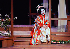 25 FEB 2015 Madam Butterfly Dress Rehearsal