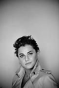 Berta Lasala, destacada actriz chilena de cine y televisión. Sesión de fotos realizada en el Restaurant de la Peluqueria Francesa. Santiago de Chile, 11-03-2014 (Crédito: Alvaro de la Fuente/Triple.cl)