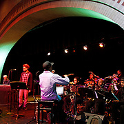 Bilal & Revive Big Band – Private Rehearsal