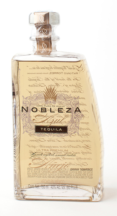 Nobleza anejo -- Image originally appeared in the Tequila Matchmaker: http://tequilamatchmaker.com