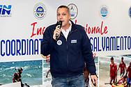 Mose' Bonaldo<br /> Incontro Nazionale  Coordinatori Salvamento FIN 2018<br /> Federazione Italiana Nuoto - Settore Salvamento<br /> Roma Italy 9-11  Novembre 2018<br /> Foto Giorgio Scala/Deepbluemedia