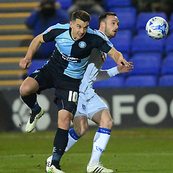 Tranmere Rovers v Wycombe Wanderers
