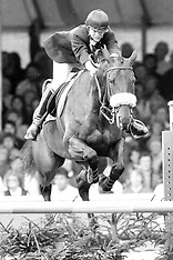 Burghley Horse Trials 1989