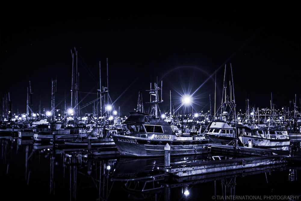Fishermen's Terminal @ Twilight