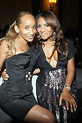 l to r: Richelle Jones and Marvet Britto at The 2009 NV Awards: A Salute to Urban Professionals sponsored by Hennessey held at The New York Stock Exchange on February 27, 2009 in New York City. ....