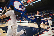 The Zags beat Creighton 91-74 on Dec. 1 when it hosted the inaugural Jesuit Basketball Classic. (GU photo by Gavin Doremus)