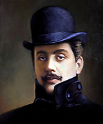 Giacomo Puccini (1858 –1924) Italian composer of operas, including La bohème, Tosca, Madama Butterfly and Turandot.