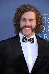 T. J. Miller  bei der Verleihung der 22. Critics' Choice Awards in Los Angeles / 111216