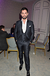 JEAN-BERNARD FERNANDEZ VERSINI at the Quintessentially Foundation's Poker Night held at The Savoy, London on 13th October 2016.