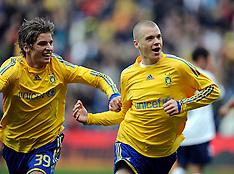 20100418 Brøndby-AGF SAS liga fodbold