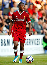 Daniel Sturridge of Liverpool - Mandatory by-line: Matt McNulty/JMP - 12/07/2017 - FOOTBALL - Prenton Park - Birkenhead, England - Tranmere Rovers v Liverpool - Pre-season friendly