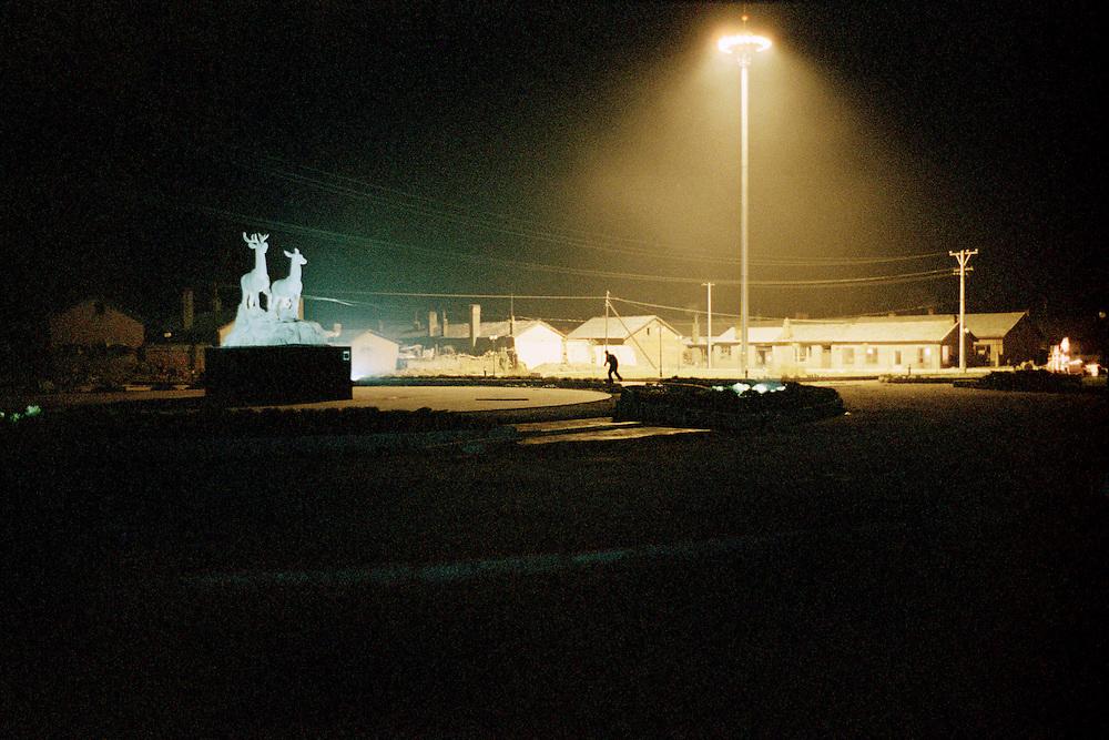 Dongning, China. 2002