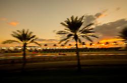 November 26, 2017 - Abu Dhabi, United Arab Emirates - Daniel Ricciardo of Australia and Red Bull Racing Team driver goes during the race at Formula One Etihad Airways Abu Dhabi Grand Prix on Nov 26, 2017 in Yas Marina Circuit, Abu Dhabi, UAE. (Credit Image: © Robert Szaniszlo/NurPhoto via ZUMA Press)