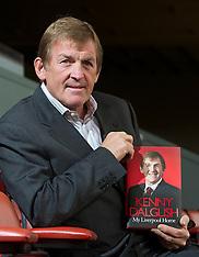100917 Kenny Dalglish Book Launch