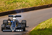 Car number 193 at Shelsley Hill climb 6/6/10
