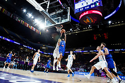 Daniel Hackett of Italy during basketball match between National Teams of Finland and Italy at Day 10 in Round of 16 of the FIBA EuroBasket 2017 at Sinan Erdem Dome in Istanbul, Turkey on September 9, 2017. Photo by Vid Ponikvar / Sportida