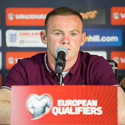 20150613: SLO, Football - Euro 2016 Qualifiers, Press conference of England
