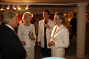 Princess Alexandra, Penny Marks and Alison Vaissiere. The opening  day of the Grosvenor House Art and Antiques Fair.  Grosvenor House. Park Lane. London. 14 June 2006. ONE TIME USE ONLY - DO NOT ARCHIVE  © Copyright Photograph by Dafydd Jones 66 Stockwell Park Rd. London SW9 0DA Tel 020 7733 0108 www.dafjones.com