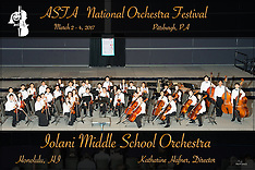 Iolani Middle School Orchestra