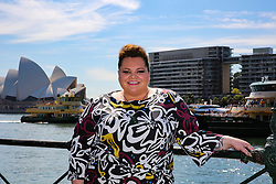 February 26, 2019 - KEALA SETTLE during HUGH JACKMAN'S announcement of his 2019 World Tour at Museum of Contemporary Art, Sydney on February 26, 2019  (Credit Image: © Christopher Khoury/Australian Press Agency via ZUMA  Wire)