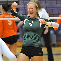 11.2.2011 Elyria Catholic Regional Volleyball