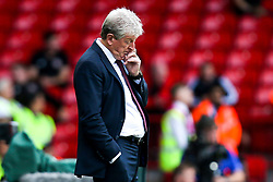Crystal Palace manager Roy Hodgson cuts a dejected figure - Mandatory by-line: Robbie Stephenson/JMP - 18/08/2019 - FOOTBALL - Bramall Lane - Sheffield, England - Sheffield United v Crystal Palace - Premier League