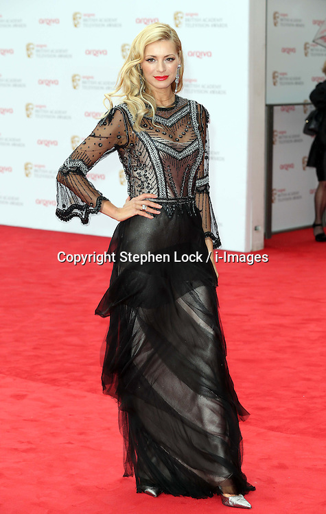 Tess Daly arriving at the BAFTA Television Awards in London, Sunday, May 12th  2013.  Photo by: Stephen Lock / i-Images
