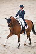Alexandra Hellings - Uvender V<br /> CDI Zeeland Outdoor 2017<br /> © DigiShots