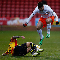 Partick Thistle v Dundee United | Scottish Premiership | 1 February 2014