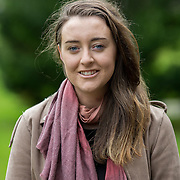 16.02.17<br /> University of Limerick Journalism student, Eleanor Brennan who travelled to Ghana on Co-Op and worked within a Leper Colony. Picture: Alan Place