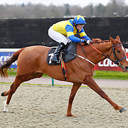 King's Request and Liam Jones winning the 3.30 race