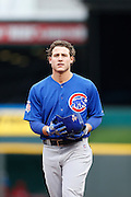 CINCINNATI, OH - APRIL 24: Anthony Rizzo #44 of the Chicago Cubs looks on against the Cincinnati Reds during the game at Great American Ball Park on April 24, 2013 in Cincinnati, Ohio. The Reds won 1-0. (Photo by Joe Robbins) *** Local Caption *** Anthony Rizzo