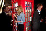 CHLOE MADELEY; DAVID MCNIDDER, The Galleries of Modern London launch party at the Museum of London on May 27, 2010 in London. <br /> -DO NOT ARCHIVE-© Copyright Photograph by Dafydd Jones. 248 Clapham Rd. London SW9 0PZ. Tel 0207 820 0771. www.dafjones.com.