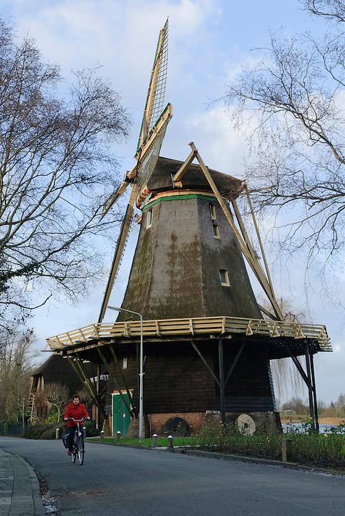 Weesp, Noord-Holland  De Vriendschap