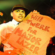 Major Lazer @ 9:30 Club