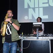 NLD/Amsterdam/20130916 - Linda Magazine bestaat 10 jaar, Bakermat