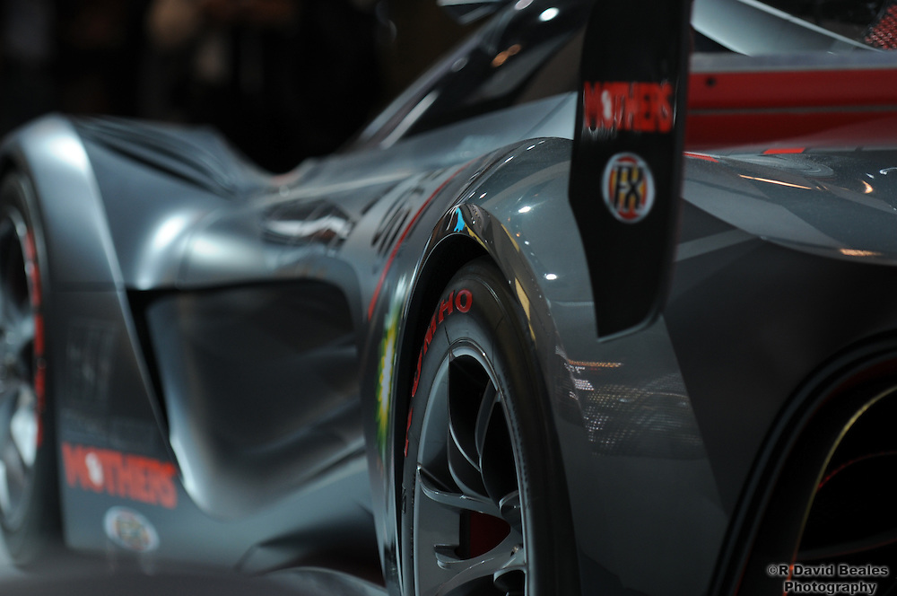 Mazda Furai Concept at the New York Auto Show