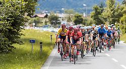 03.07.2016, Salzburg, AUT, Ö-Tour, Österreich Radrundfahrt, 1. Etappe, Innsbruck nach Salzburg, im Bild William Clarke (AUS, Drapac Professional Cycling), Brad Evans (NZL, Drapac Professional Cycling) // William Clarke (AUS, Drapac Professional Cycling), Brad Evans (NZL, Drapac Professional Cycling) during the Tour of Austria, 1st Stage from Innsbruck to Salzburg at Salzburg, Austria on 2016/07/03. EXPA Pictures © 2016, PhotoCredit: EXPA/ JFK