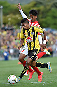 20150214 A League - Wellington Phoenix v Melbourne City